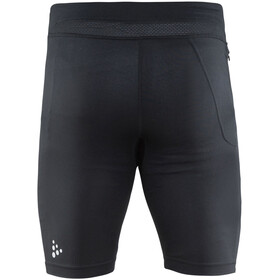 Craft Essential Short Tights Men, black
